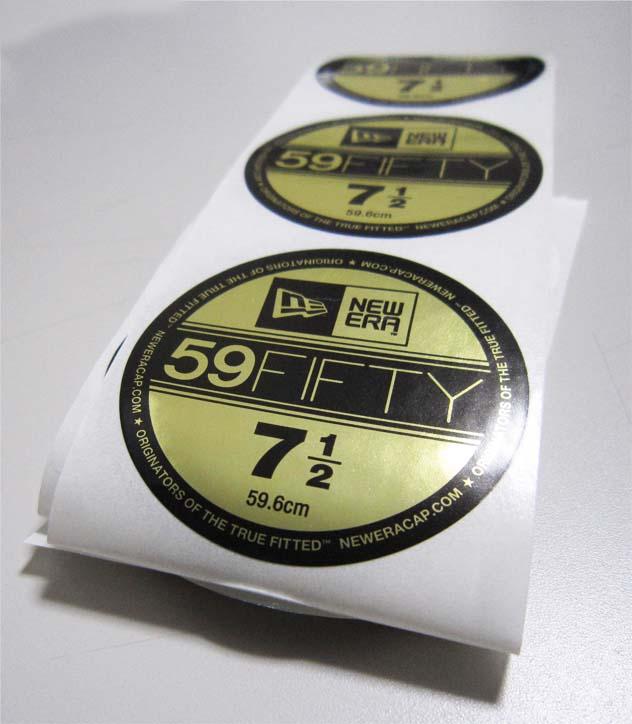 newera ニューエラ 59fifty ステッカー シール seal Sticker