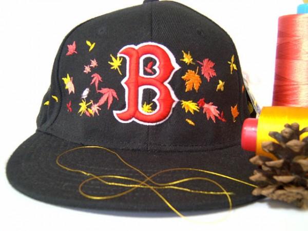 オリジナル刺繍キャップ 3D刺繍 NEWERA ニューエラ グラコン 野球 ベースボール