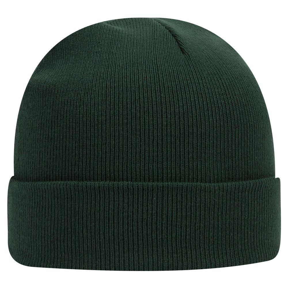 オリジナル刺繍 刺繍キャップ ビーニー ニット帽