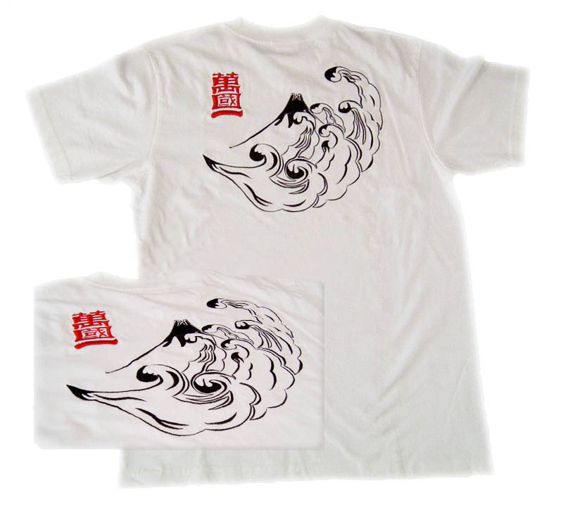 オリジナル刺繍 Tシャツ 刺繍Tシャツ エンブロイダリー