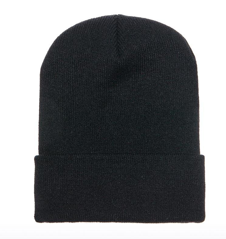 刺繍キャップ ニット帽 帽子刺繍 ビーニー フレックスフィット