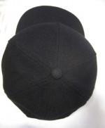 NEWERA 8panel 8fifty 59fifty ニューエラ ウール エベッツフィールド flannel cap オリジナル刺繍 刺繍キャップ