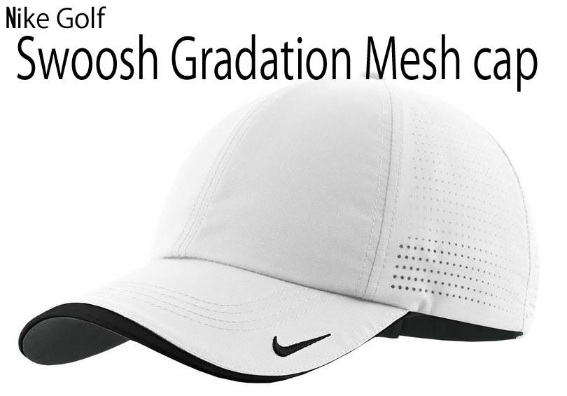 ナイキ ゴルフ メッシュキャップ golf mesh オリジナル刺繍 刺繍∩
