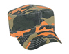 カモフラージュ ワークキャップ 軍隊 自衛隊 アーミー サバイバルゲーム Camouflage camo work cap