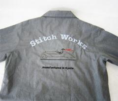 スイングトップ オリジナル刺繍 ブルゾン スイングトップ 上着 上衣 ジャケット ジャンバー