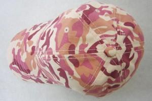 カモフラージュ ツイルキャップ ベーシック デザイン オリジナル刺繍 刺繍キャップ アウトドア サバイバルゲーム 釣り用キャップ フィッシング用キャップ
