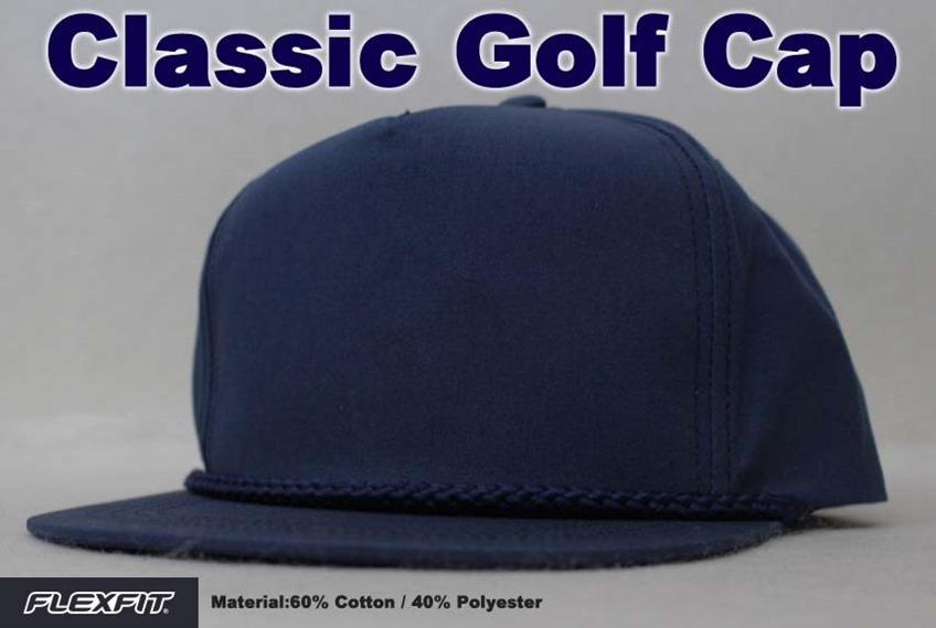 オリジナル刺繍 刺繍キャップ ゴルフキャップ golf cap フラットビル ニューエラ スポーツ