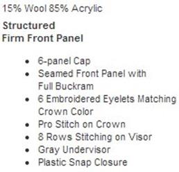 オリジナル刺繍 刺繍キャップ ニューエラ newera 5950 59fifty OTTO スナップバック snapback 125-978