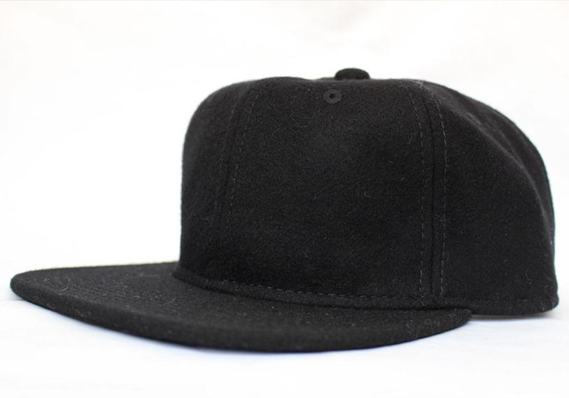 melton black