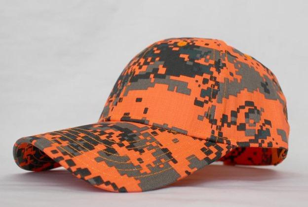 オリジナル刺繍 カモフラージュ デジタル camo コットン サバイバルゲーム 釣り フィッシング アウトドア スポーツ