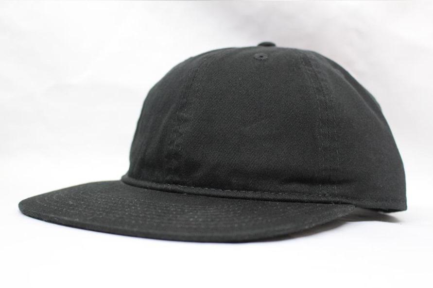 オリジナル刺繍 ニューハッタン newhattan Unstructured cap アンストラクチャードキャップ newera ニューエラ 刺繍キャップ 刺繍cap