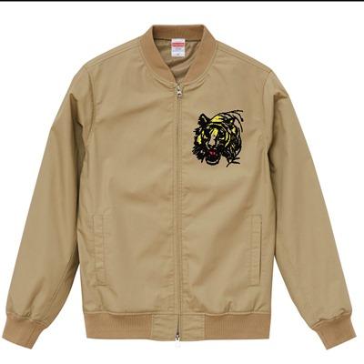 オリジナル刺繍 刺繍ブルゾン スイングトップ スカジャン 刺繍ジャケット