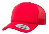オリジナル刺繍 刺繍キャップ アメリカンキャップ フレックスフィット オットー flexfit OTTO メッシュキャップ mesh cap headwear 3D刺繍 オリジナルデザイン オーダー 業販 特価 ニューエラ newera trucker トラッカーキャップ
