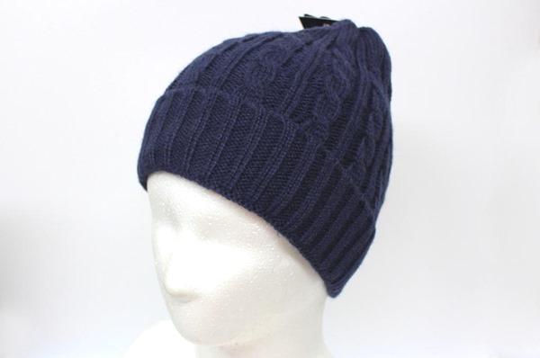アクリル ニット ビーニー knit beanie オリジナル刺繍 刺繍キャップ 毛糸 ニット帽ニューハッタン newhattan flexfit otto フレックフィット オットー ケーブル cable