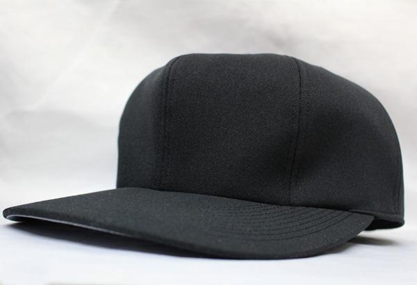 ベースボールキャップ 8panel baseball cap 八方 ニット 野球帽 高校野球 中学 大学 野球部 シニア ジュニア ハイスクール