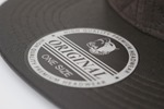 オリジナル刺繍 刺繍キャップ フラットビル キルト newera ニューエラ