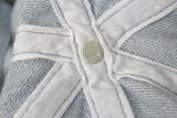 オリジナル刺繍 刺繍キャップ デニム ジーンズ ダッドハット dadhat ロークラウン denim jeans OTTO キャップ製作 刺繍オーダー 刺しゅう 注文