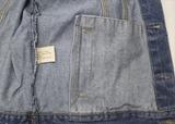 デニムジャケット denim jacket jeans オリジナル刺繍 デニム ジーンズ ジーパン ジージャン Gジャン スカジャン バイク オートバイ カーレース F1