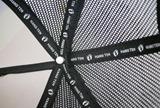 twill trucker HANG TEN ハンテン オリジナル刺繍 刺繍キャップ メッシュキャップ トラッカーキャップ カーブバイザー