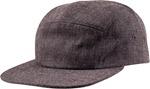 hether gray-dark hether gray jetcap ジェットキャップ calihedwear キャンプキャップ campcap 刺繍キャップ 刺繍cap ヘッドウエアー 帽子 刺繍帽子 刺繍キャップオーダー 刺繍帽子注文 キャップ製作 キャップ作成