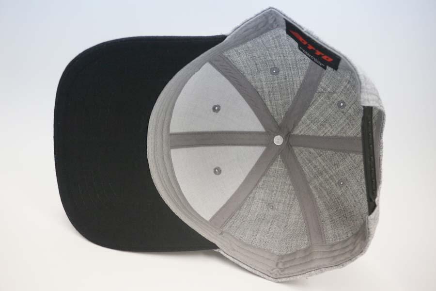 オリジナル刺繍 刺繍キャップ ナイロン フラットビル ツバ 平  オリジナルデザイン 注文 オーダー ダッドハット dadhat