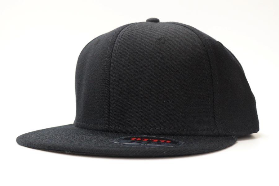 オリジナル刺繍キャップ OTTO ストレッチ ストレッチャブル キャップ 帽子 フラットビル フレックス ニューエラ NEWERA