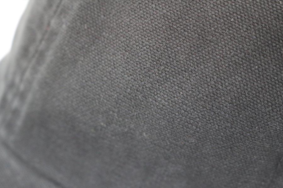 オリジナル刺繍 刺繍キャップ ダッドハット dadhat キャンパス地 帆布地 バックル backle big accesories 綿キャップ コットン 厚手 ヘビー heavy 日よけ 日差し 紫外線