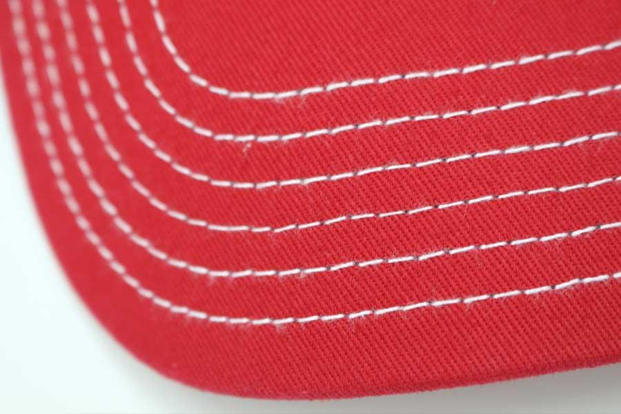 dadhat ダッドハット trucker トラッカー メッシュキャップ meshcap オリジナル刺繍 刺繍キャップ original order 注文 オーダー 特注 別注 刺しゅう